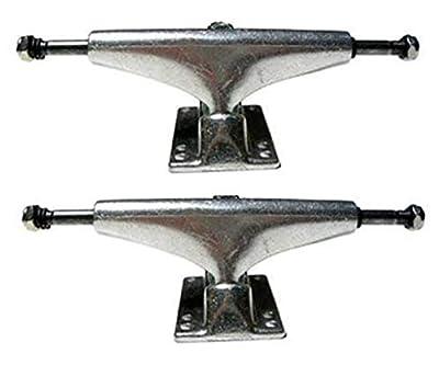 Koston Amok Skateboard Achsen Set 6.0 Silber (2 Achsen)