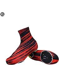 Zapatos de bloqueo para automóviles de carretera zapatos para montar a prueba de viento zapatos de