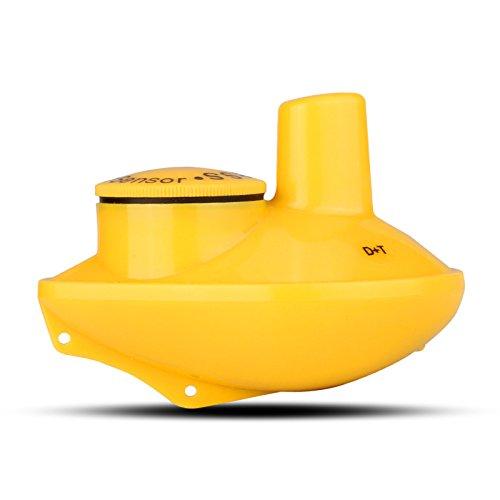 LUCKY Wireless Transducer nur mit Tiefe und Temperatur Tiefe Nur Wandler