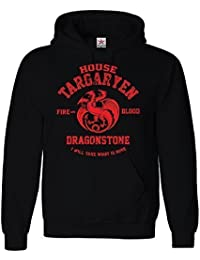 Star and Stripes Inspired Join The Games to Get to The Thrones House Targaryen Hoodie Printed Hoodies, Hooded sweastshirts Plus 1 T Shirt With The Hoodie
