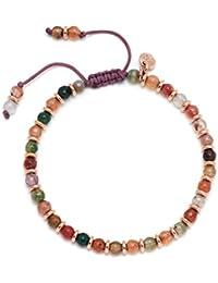 Lola Rose Oxford Jaipur Mix Quartzite Bracelet
