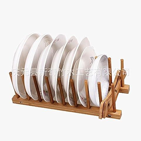 COLLECTOR Escritorio estante del almacenaje rack taza taza cojín bastidores de cocina multifunción , B