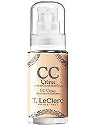T LECLERC TEINT CC Crème Correction Eclat SPF 20 01 Clair (28 ml)