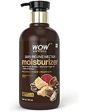 WOW Skin Revive Nectar No Parabens Mineral Oil Moisturiser