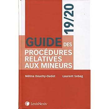 Guide des procédures relatives aux mineurs
