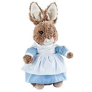 Beatrix Potter-Peter señora Conejo de Peluche (tamaño Grande)