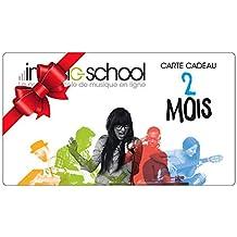 Carte abonnement 2 mois imusic-school