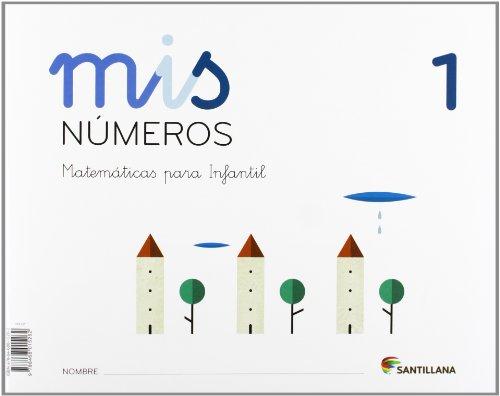 MIS NUMEROS 1-9788468015262
