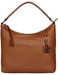 48dfd66f3c4a2 SILVIO TOSSI Swiss Label 11208nbsp Damen Tasche von Hand Braun braun ...