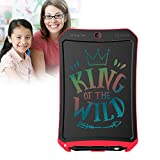 Hete-supply 8.5inch LCD Writing Tablet, Electronic Writing & Drawing Doodle Board, Handwriting Paper Drawing Tablet for Kids & Adults, LCD Draft Pad with Smart Stylus