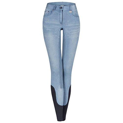 Waldhausen Jeans-Reithose Hope, blau, Gr. 36, blau, 36