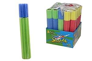 Kidz Corner - Pala de Agua, Color Verde, Azul, Amarillo y Rojo, 80