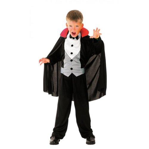 Dracula Kostüm Halloween Fasching 4-6 J (Kostüme Halloween U)