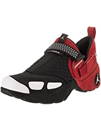 pretty nice 76ffd f5958 Jordan Men s Trunner LX OG Basketball Shoe Black White-Gym Red 8