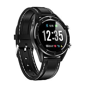 Chenang DT28 Mode Smartwatch,Sport Fitness Uhr mit Herzfrequenzmessung,Smartes Armband mit Schlafmonitor,Intelligent Armband für Damen Herren,Fitness Tracker mit Pulsmesser