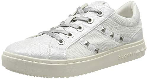 Bugatti Damen 432636065969 Sneaker, Weiß (White/White 2020), 42 EU