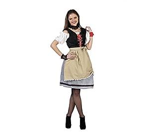 Limit Sport - Disfraz de Oktoberfest DIRDNL para mujer, talla L (MA663)