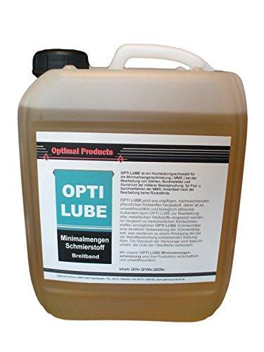 Minimalmengenschmierung 5 Liter MMS Hochleistungs Schneidöl