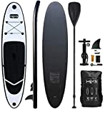 HIKS XQ 10ft / 3m Stand Up Paddle SUP Board Set Inc Paddle