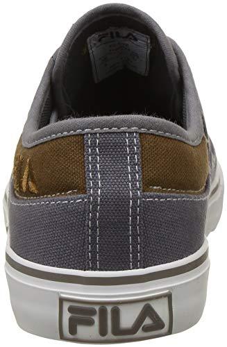 Fila Men's Filoite Dk Gry MRL/Bnt BRK Sneakers-9 UK/India (43 EU)(11006489)