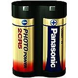 Panasonic Photo Lithium - Pilas 2CR5 (NiOx, 6 V)