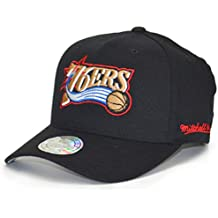 Mitchell   Ness Philadelphia 76ers INTL132 110 Curved Eazy NBA Flexfit  Snapback Cap One Size 4ff811db6dc