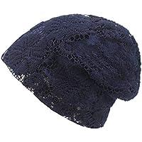 Zhuhaimei,Sombrero de Viento Nacional Moon Hat para Mujer