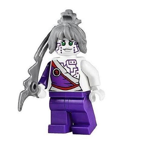 Preisvergleich Produktbild LEGO Ninjago Pixal Nindroid minifigure (70724)