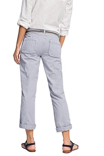 ESPRIT Damen Hose Blau (LIGHT BLUE 440)
