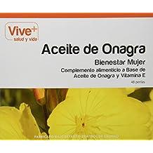 Vive+ Aceite de Onagra - 48 Cápsulas
