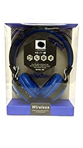 MIRZA Bluetooth HeadPhones for SAMSUNG GALAXY S DUOS 3 (Bluetooth Headphone   Sports Headphone   Wire less Headphone  Exra Bass    Exercise Phone    Gym HeadPhone    With Mic    With FM    MS 771 C)