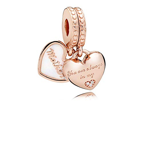 Pandora bead charm donna oro_rosa - 782072en23