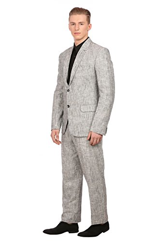 Wintage - Costume - Homme Argent