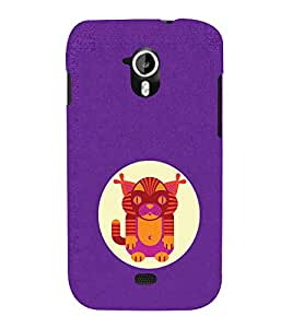 EPICCASE Innocent thing Mobile Back Case Cover For Micromax A116 Canvas HD (Designer Case)