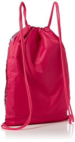 Desigual BOLS_GYM BAG P, Borse a Tracolla Donna, Rosso (3192 Rouge RED), 15x42x29 cm (B x H x T)