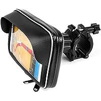 "X-Style Soporte Impermeable GPS/Smartphone Universal con Visera Parasol 6,5"""
