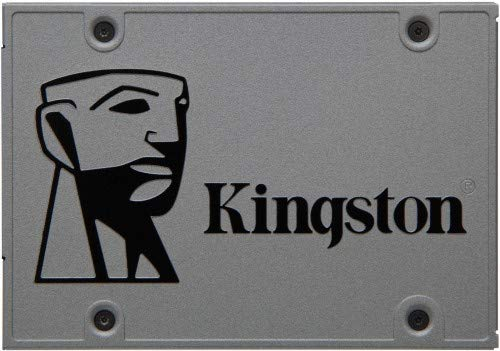 Kingston 240GB SSDNow UV500 SATA3 SSD 2,5inch, SUV500_240G (SSD...