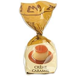 Pralina al Creme Caramel - Confezione da 10 cioccolatini artigianli piemontesi - 200 g