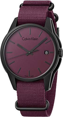 Calvin Klein TONE K7K514UP Montre élégante pour hommes Fabriqué en Suisse