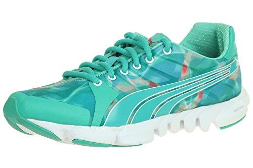 Puma Formlite Xt Ultra2 GR Wns, Chaussures de fitness pour femme Vert - Turquoise - Türkis (pool green-dubarry 01)