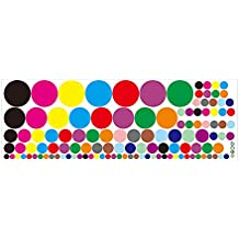 4dbd0b3d4ba Topdo 1 Pieza Pegatinas Pared Decorativas PVC Decorativos Pared Sala de  Estar Dormitorio Stickers Decoracion Pared
