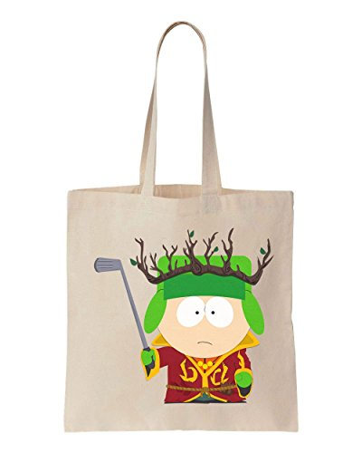 kyle-high-elf-king-cotton-canvas-tote-bag