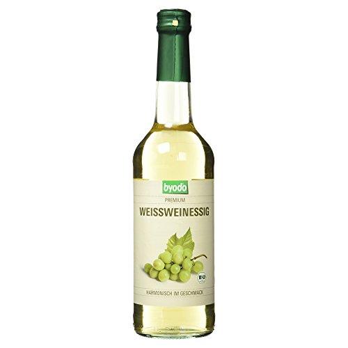 Byodo Bio Weißweinessig, 500 ml