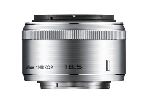 Top Nikon 1 NIKKOR 18.5mm f/1.8 Lens – Silver
