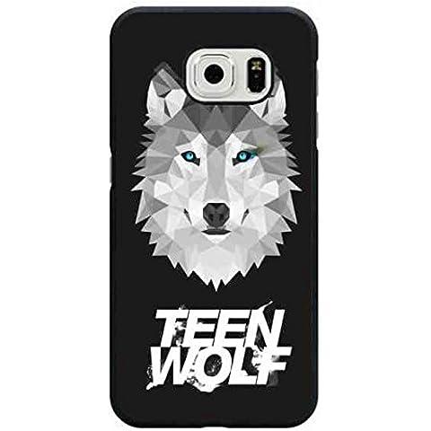 Teen Wolf TV show in silicone, Teen Wolf TPU Custodia, Teen Wolf Samsung Galaxy S6cellulare