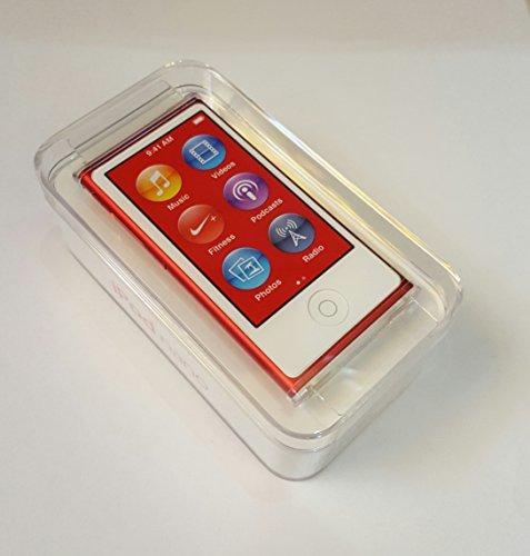 Ipod nano di 7° generazione, 16 gb, rosso