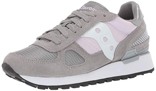 Saucony S1108-705 Sneakers Donna Grigio 40