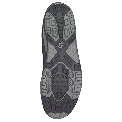 Scott Crus de r Boa Evo–Chaussures de loisirs/trekking vélo Gris/Rouge 2016 grau rot