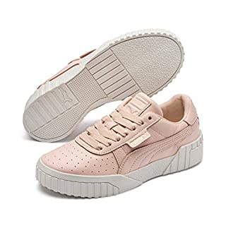 PUMA Cali Emboss Wn's, Sneakers Basses Femme, Beige Cream Tan, 39 EU (B07DCCLCTK) | Amazon price tracker / tracking, Amazon price history charts, Amazon price watches, Amazon price drop alerts