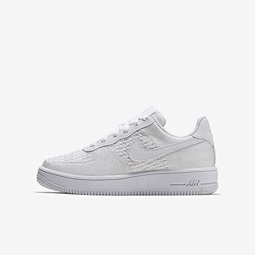Nike Air Force 1 '07, Baskets mode homme, Blanc (White 111) 42 EU